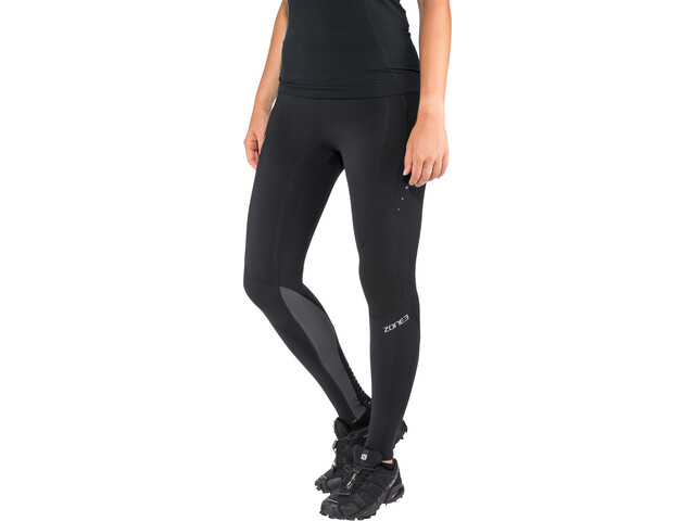 Zone3 Compression Rx3 Spodnie Kobiety, black/grey/gun metal